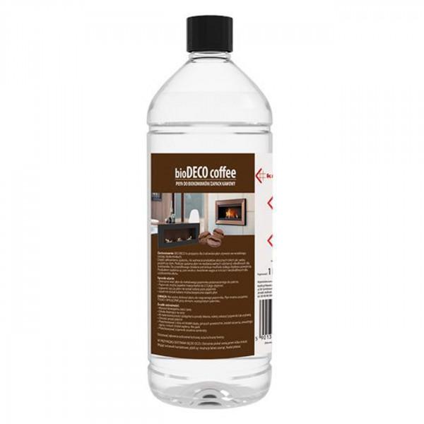 Kaffeeduft Biobrennstoff / Bio-Ethanol für Biokamine - 1 Liter