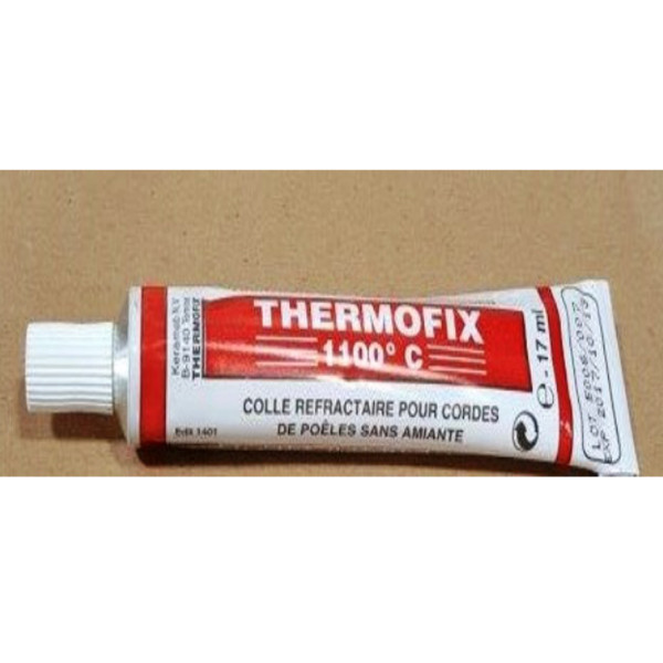 Thermofix Hochtemperaturkleber bis 1100°C für Ofendichtschnuren