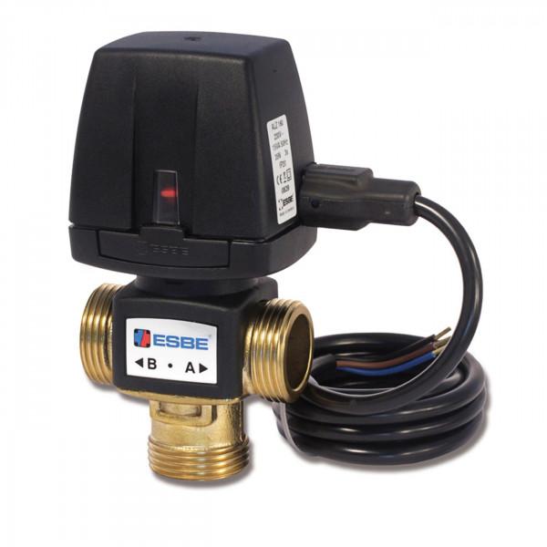 Mitsubishi Umschaltventil USV20 - Heizung und Trinkwarmwasserbereitung