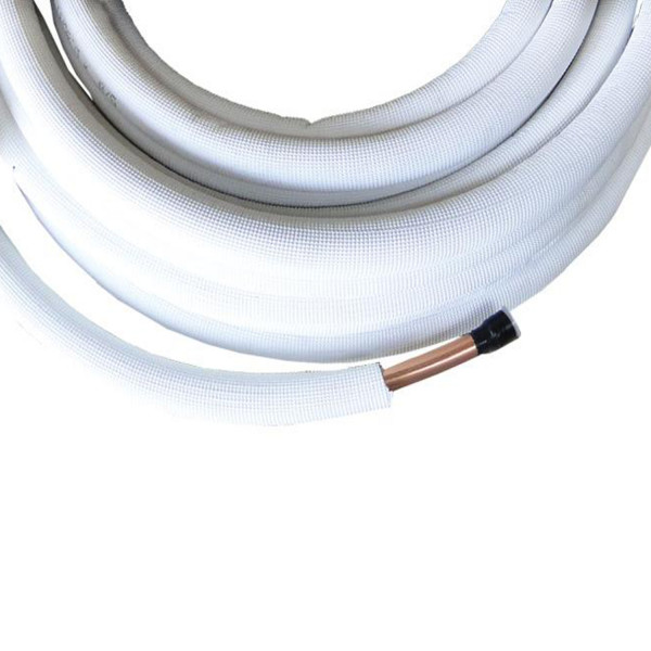 Kältemittelleitung gedämmt 6 und 12 mm für Klimaanlagen