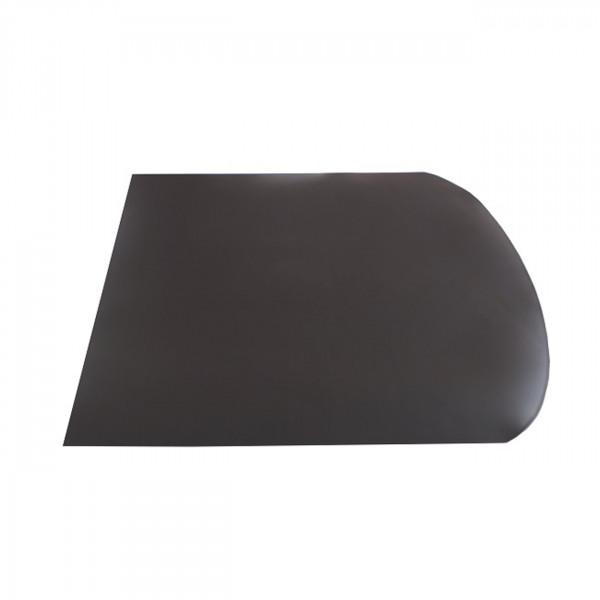 Teppich / Bodenplatte Tasto aus Ökoleder 100 x 110 cm
