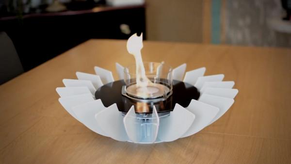 Glammfire Cosmo Tabletop Biokamin
