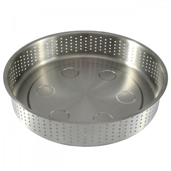 Muurikka Wärmeuntersetzer mittels Teelichter erwärmt