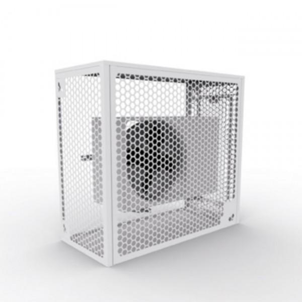 Schutzgitter / Schutzhaube MA101 für Wärmepumpe oder Klimaanlage
