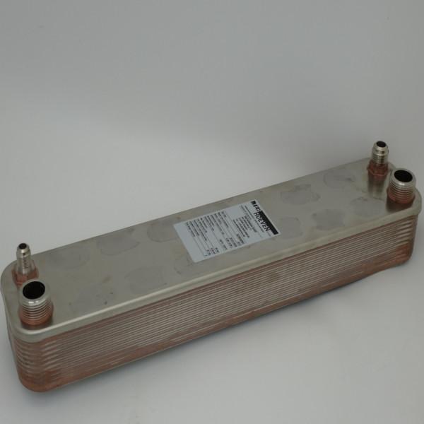 Wärmepumpen Plattenwärmetauscher 8 kW 52/20/WP01