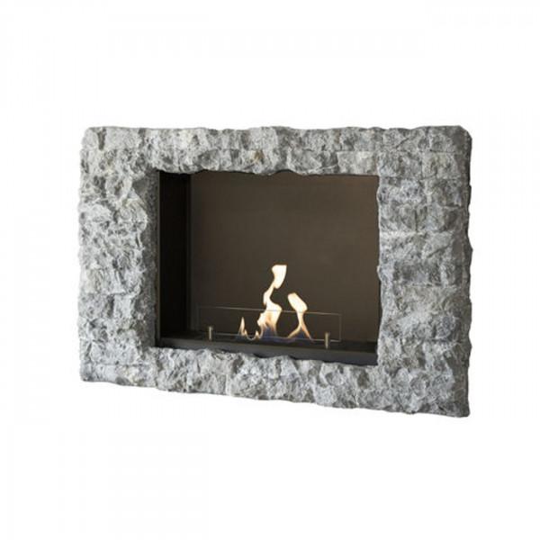 Goya Bio-Ethanolkamin Broken Stone Keramik Brenner