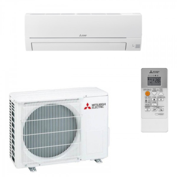 Mitsubishi Electric Klimaanlage Basic Edition 3 kW Kälte / 4 kW Wärme