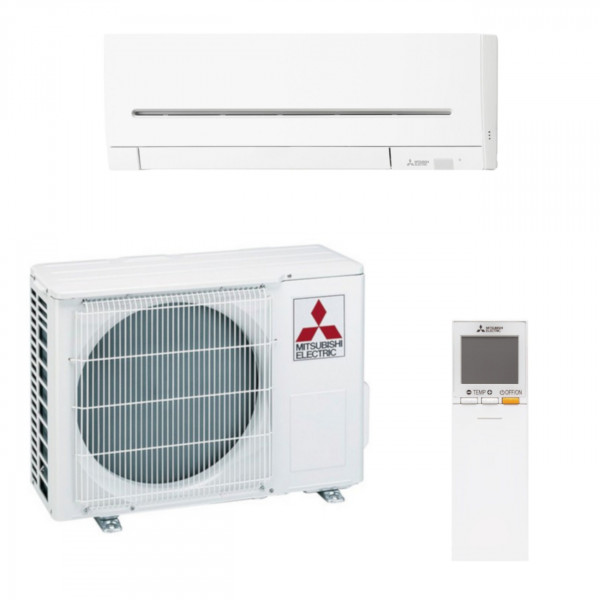 Mitsubishi Electric Klimaanlage Advanced Edition 3kW Kälte / 4kW Wärme