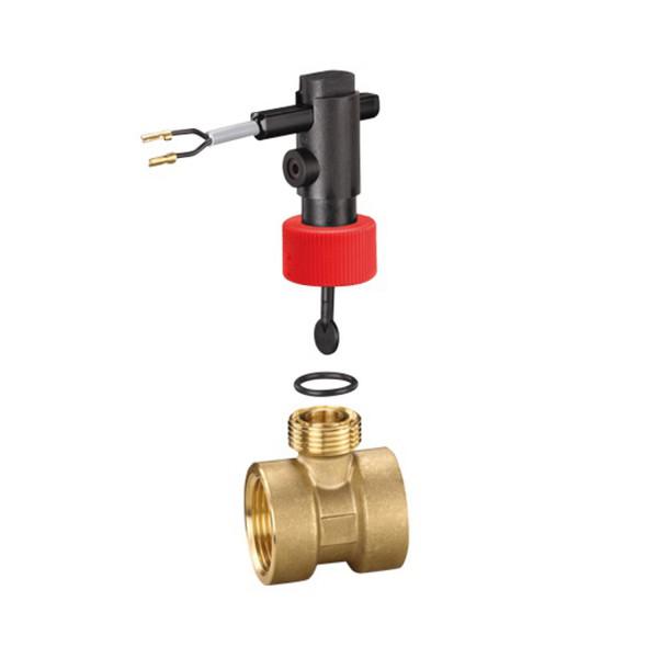 SIKA Strömungsschalter für großen Volumenstrom für Wärmepumpen