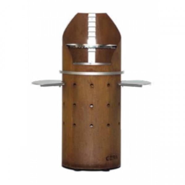 Ascot Grill Corten Stahl von Cera Design