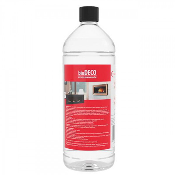 Biobrennstoff / Bio-Ethanol für Biokamine - 1 Liter