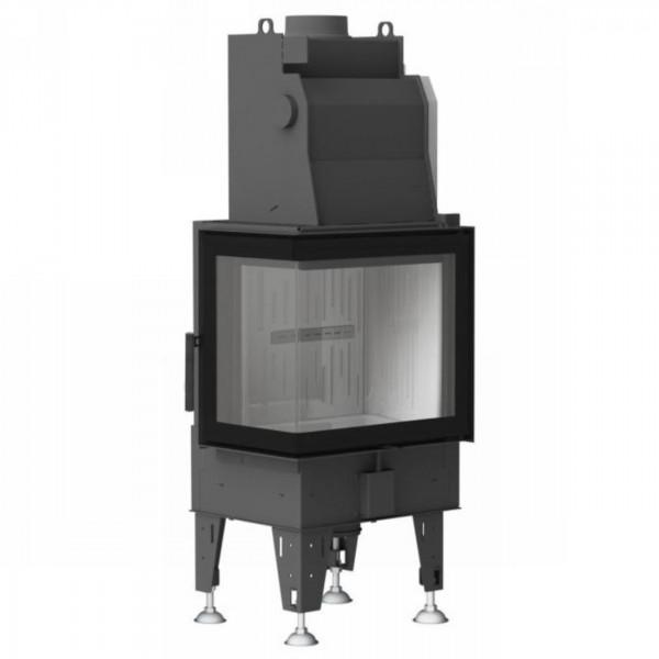 Aquatic WH60CL Wasser Kamineinsatz 10kW Links Verglast
