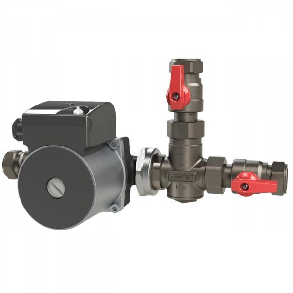 Laddomat® 11-30 Rücklaufanhebungsgruppe mit Klasse A Pumpe LM 6-A