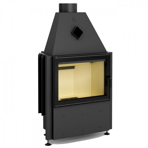 Prisma 1VT Warmluft-Kamineinsatz 9kW