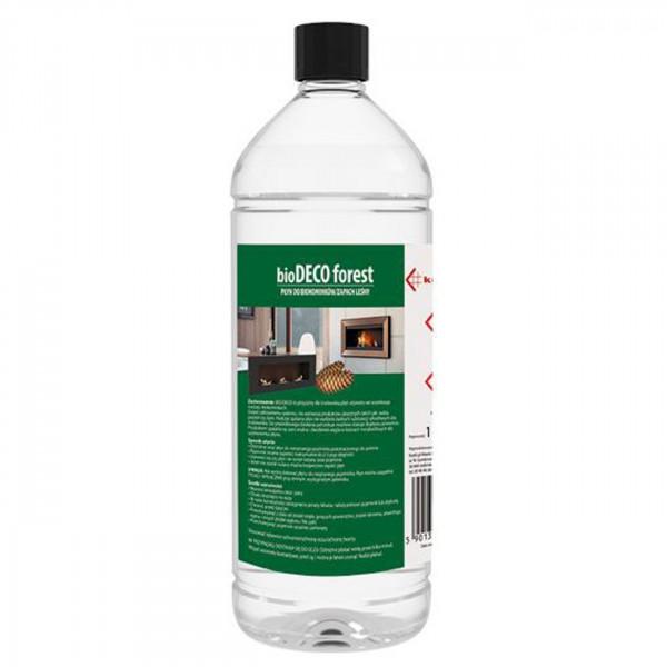 Waldduft Biobrennstoff / Bio-Ethanol für Biokamine - 1 Liter
