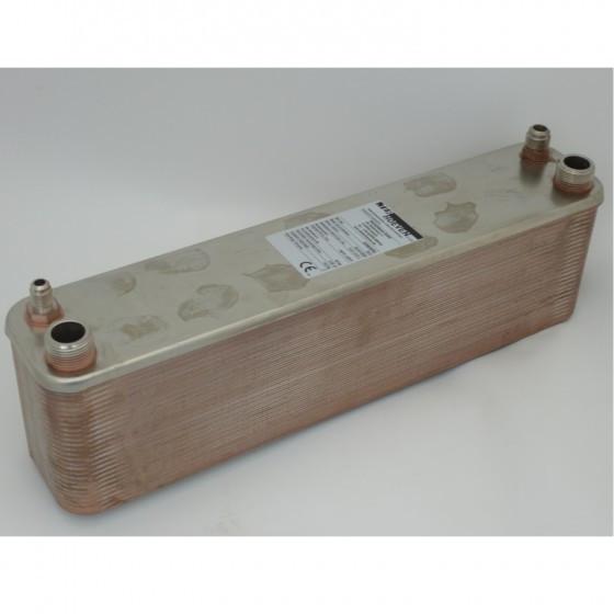 Wärmepumpen Plattenwärmetauscher 23 kW 52/50/WP01
