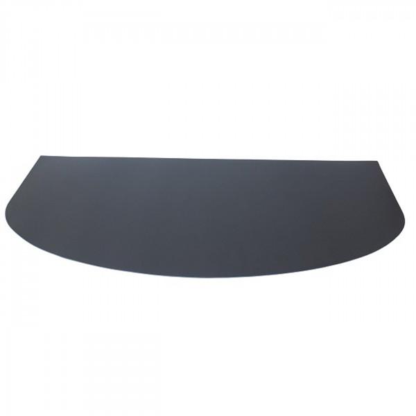 Teppich / Bodenplatte Tapetin aus Ökoleder 110 x 50 cm
