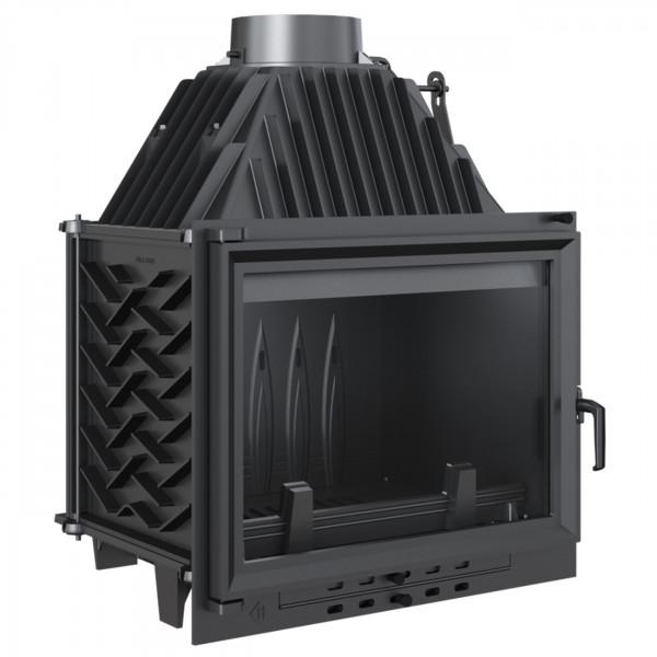 Zuzia Eco Gusseisen-Kamineinsatz 12kW mit ext Luftzufuhr