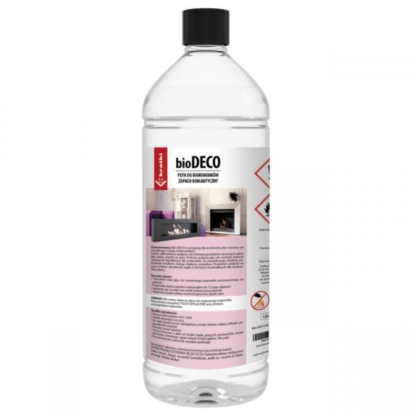 Romantic-Duft Biobrennstoff / Bio-Ethanol für Biokamine - 1 Liter