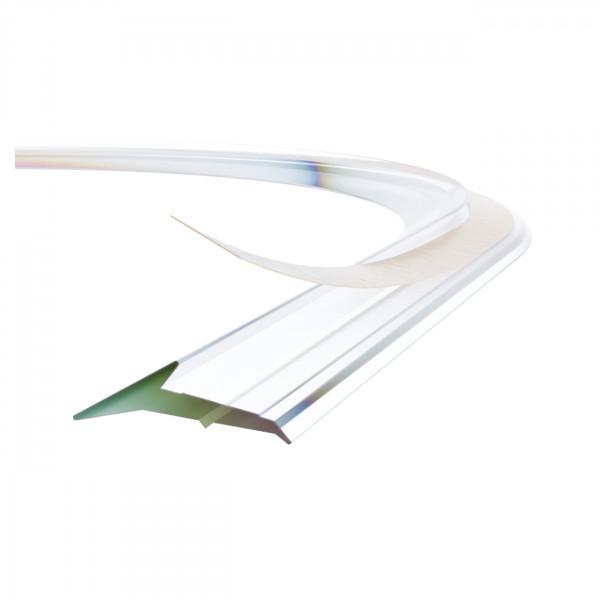 Silikon-Dichtlippe für Glasbodenplatte 5 Meter