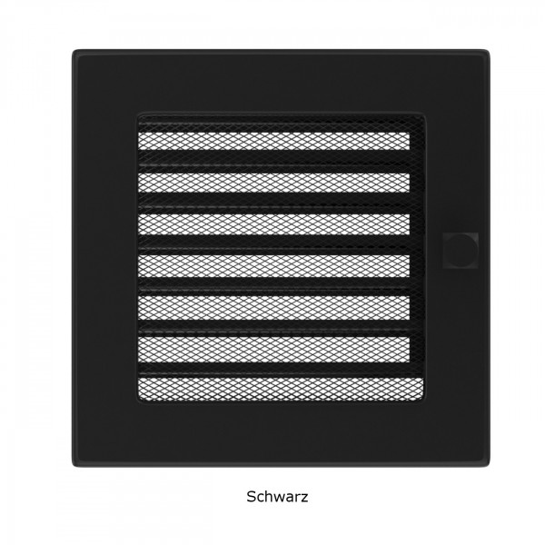 Warmluftgitter OSKAR 17x17cm in 7 verschiedenen Farben