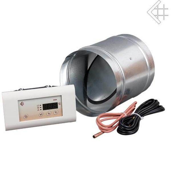 Elektronische Verbrennungs-Zuluft-Regelung 100 mm MSK