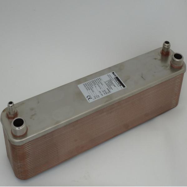 Wärmepumpen Plattenwärmetauscher 16 kW 52/40/WP01