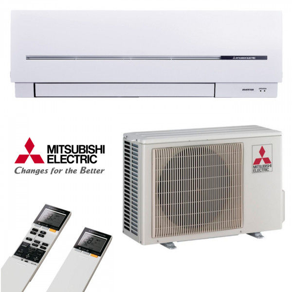 Mitsubishi Electric Klimaanlage Kompakt- 4 kW Kühlen