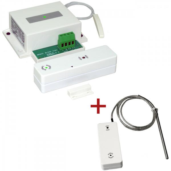 Broko BL220FiT FunkSicherheitschalter Temperatursensor (Einbauversion)