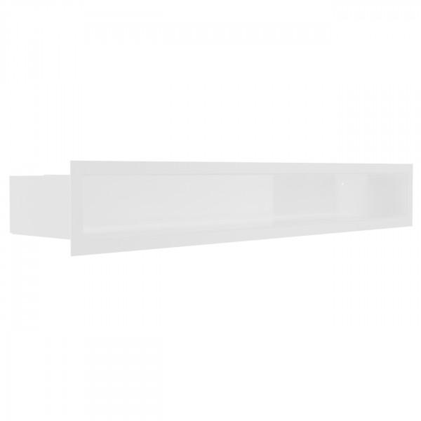 Luftleiste LUFT Weiß verschiedene Größen