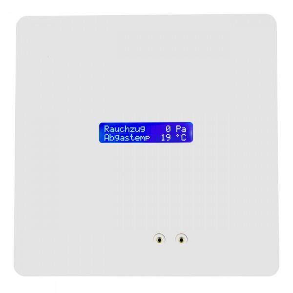 ZP4 Rauchzugwächter Hohlraum mit LC-Display HOME Design