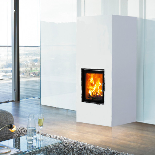 Kera Xtra Designer Kaminbausatz 6kW Wärmespeicherung