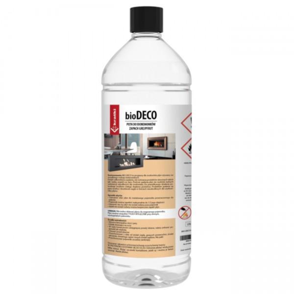 Grapefruit-Duft Biobrennstoff / Bio-Ethanol für Biokamine - 1 Liter