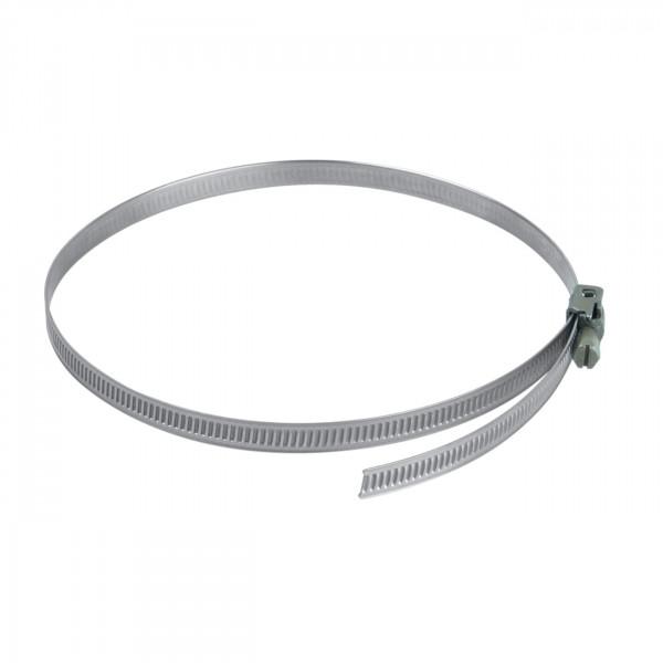 Universal Schlauchklemme / Schlauchschelle für Aluflexrohre