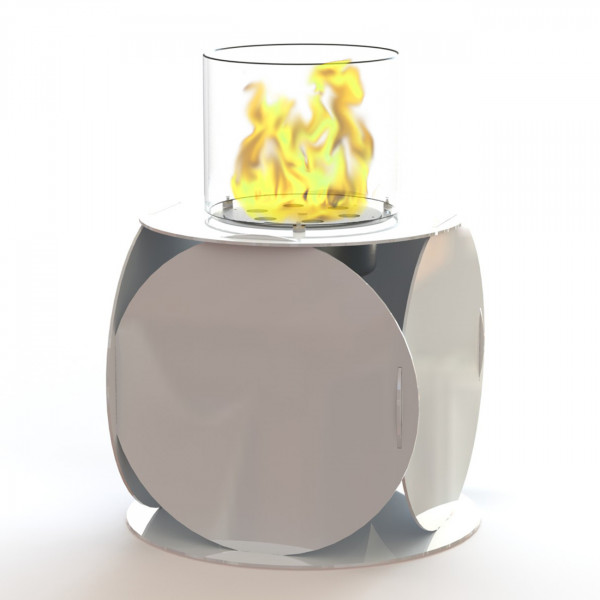 GlammFire Lira Biokamin / Bioethanol Kamin