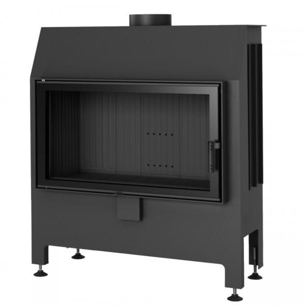 Heatro 81 Black Kamineinsatz 12kW