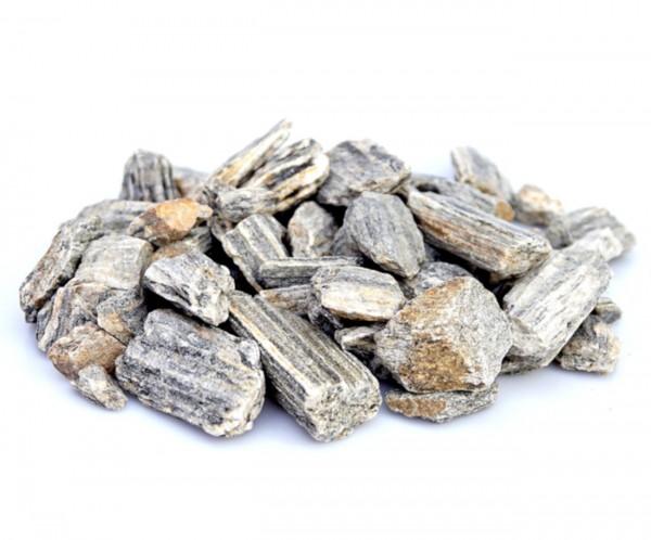 "Dekorative Split-Kieselsteine ""Bark Pebbles"" für Biokamine 1 kg"