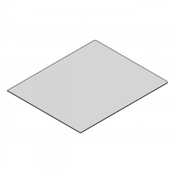 Glasbodenplatte Rechteck mit 1000x1200 mm