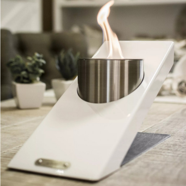 Glammfire Oblique Single Tabletop Biokamin