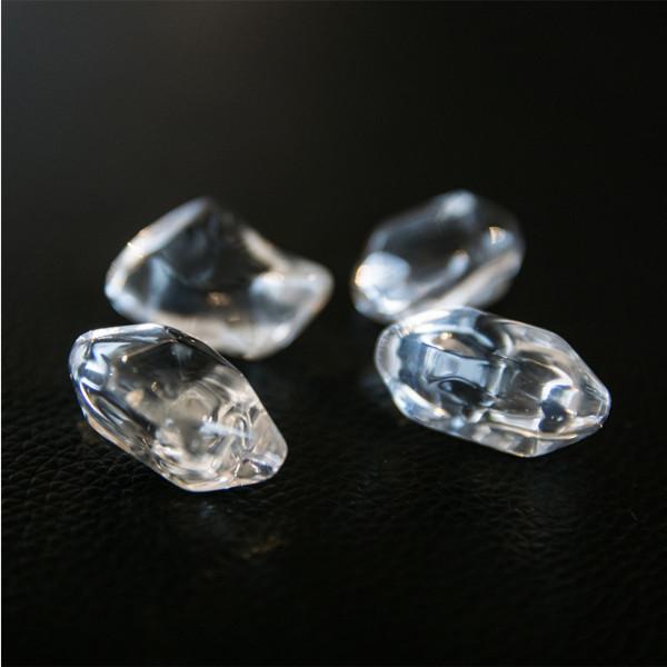Crystal Transparent - Dekorative Glassteine für Ethanol-/Gaskamine
