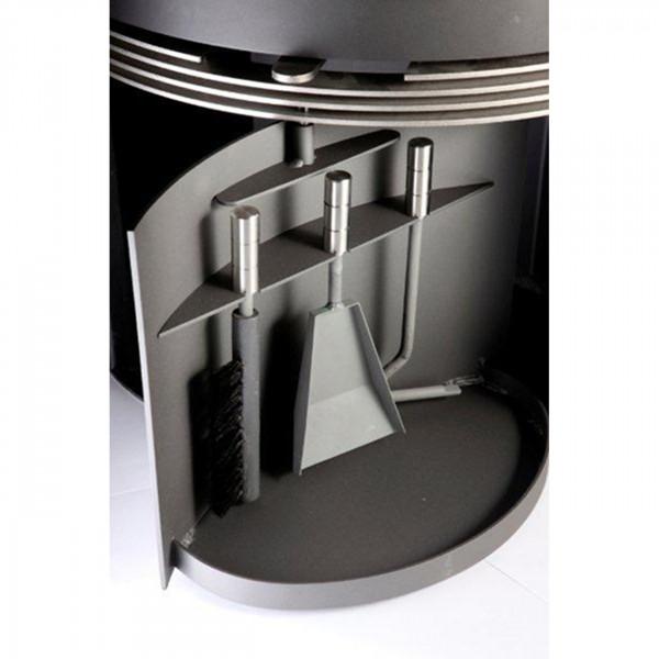 Kaminbesteck zum Einhängen für TT30 und TT20 Serie