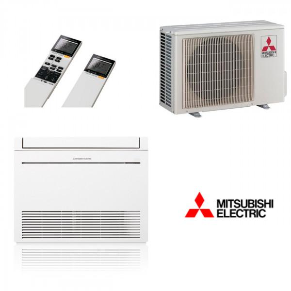 Mitsubishi Electric Truhengerät 2kW Kühlen+ 3kW Heizen