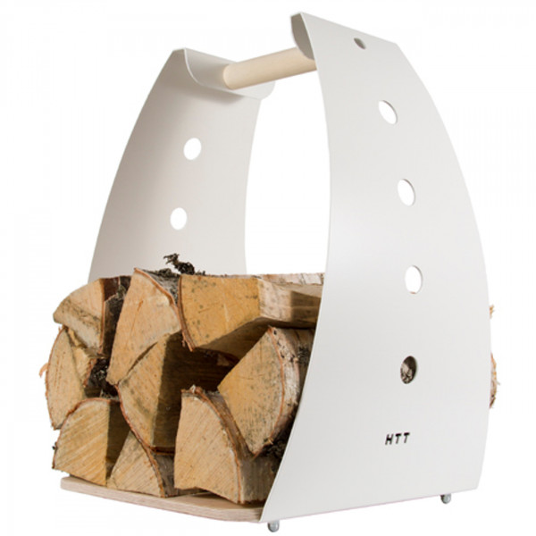 Pisla Design by HTT Holzkorb / Kaminkorb Honka