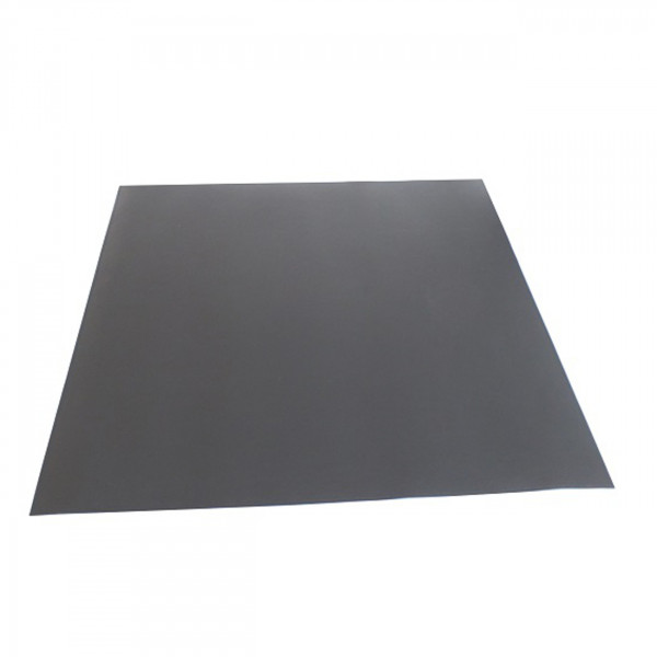 Teppich / Bodenplatte Taqua aus Ökoleder 100 x 110 cm
