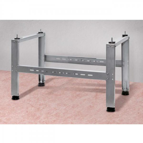 Untergestell SP741 aus Inox bis 200kg für Wärmepumpen und Klimageräte