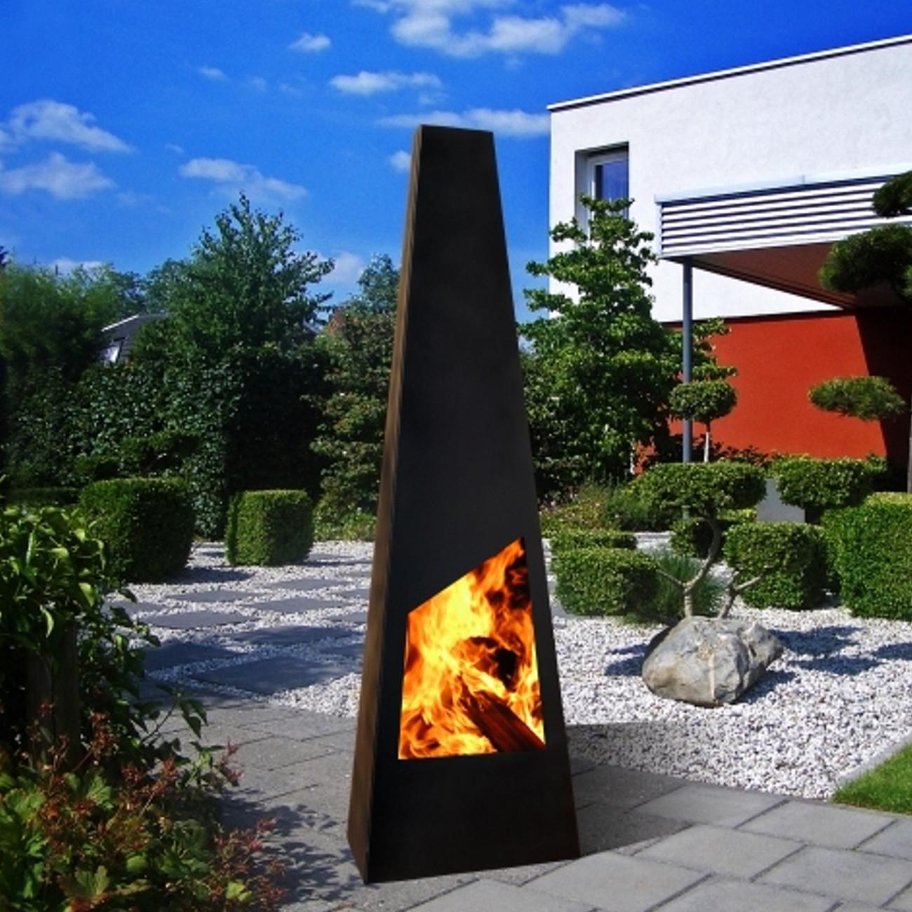 Outdoor Garten Kamin Nevados Gartenkamine Und Feuerschalen Outdoor Derofenfuchs Kamin Und Energiestudio