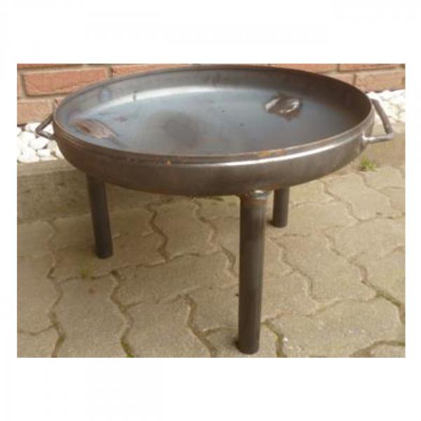 Feuerschale / Gartenkamin / Outdoor Kamin mit 120 cm Ø