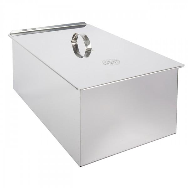 Muurikka Räucherbox 2 Ebenen für offene Feuerstellen Grills Gasgrills