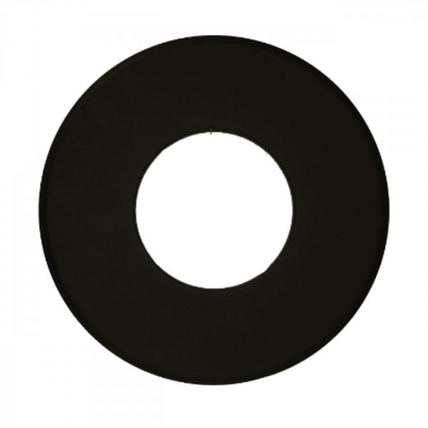 Wandrosette mit 90 mm Rand - 200 mm Ø